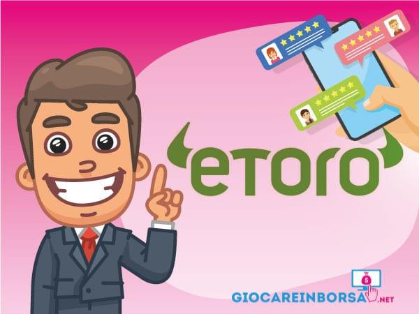 recensione completa ed opinioni su eToro - Infografica a cura di ©GiocareinBorsa.net