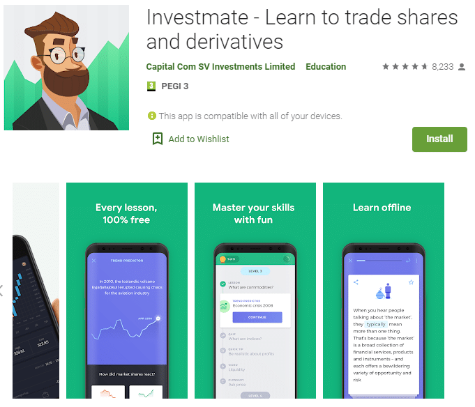 investmate opinioni