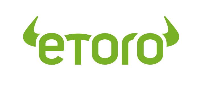 Broker eToro logo