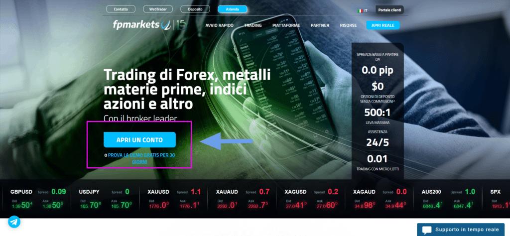 recensione del bot di trading automatico