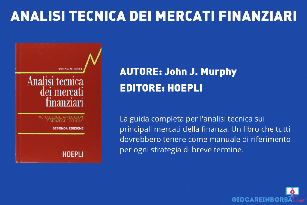 John J. Murphy - analisi tecnica dei mercati finanziari - scheda