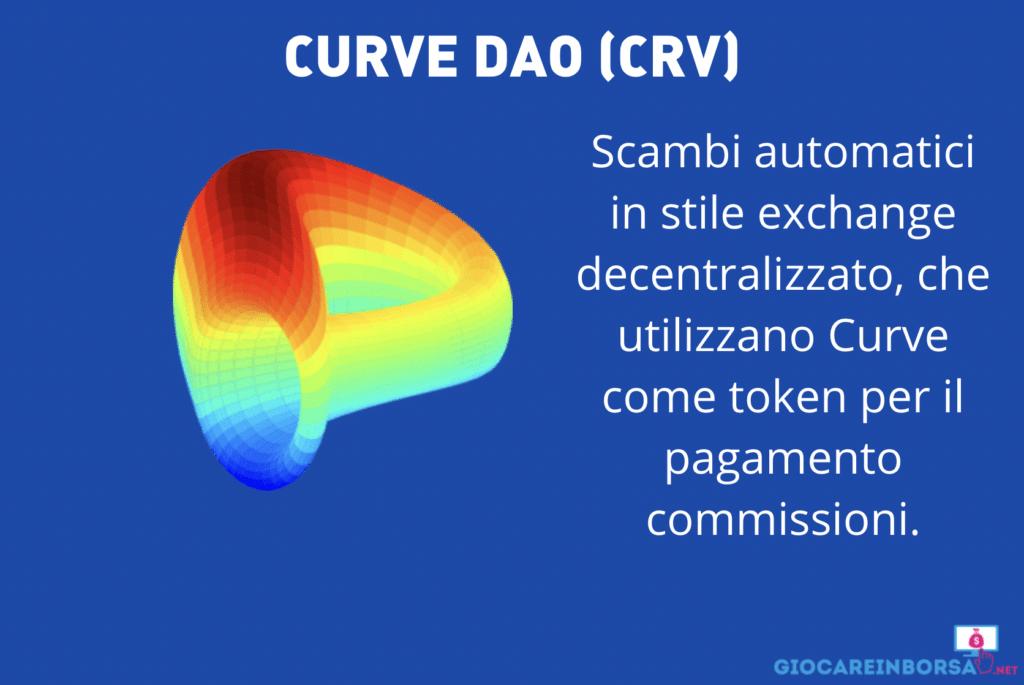 CURVE DAO - infografica