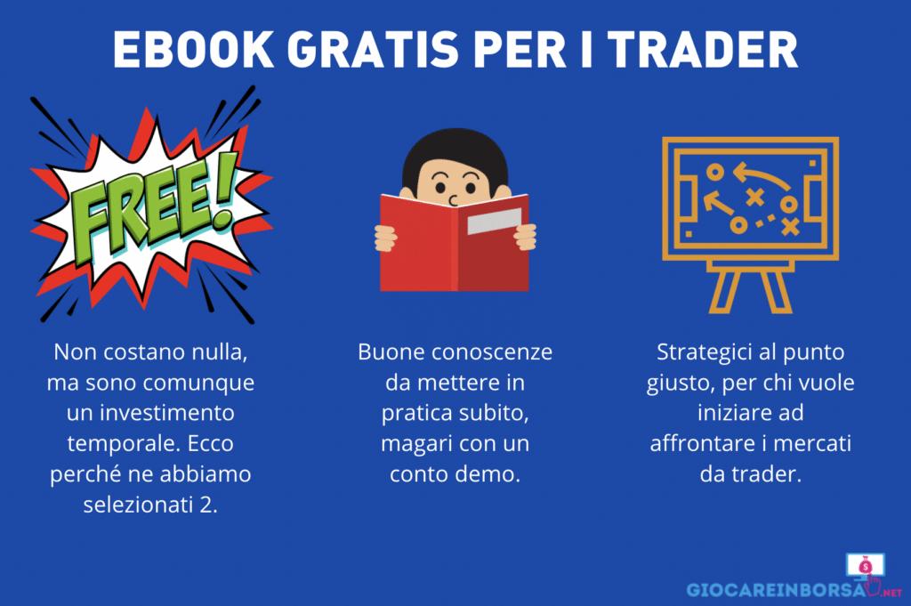 ebook gratis trader - infografica