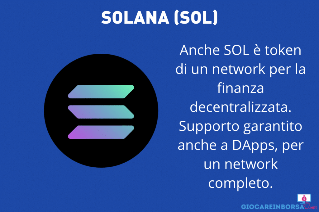 Solana - infografica