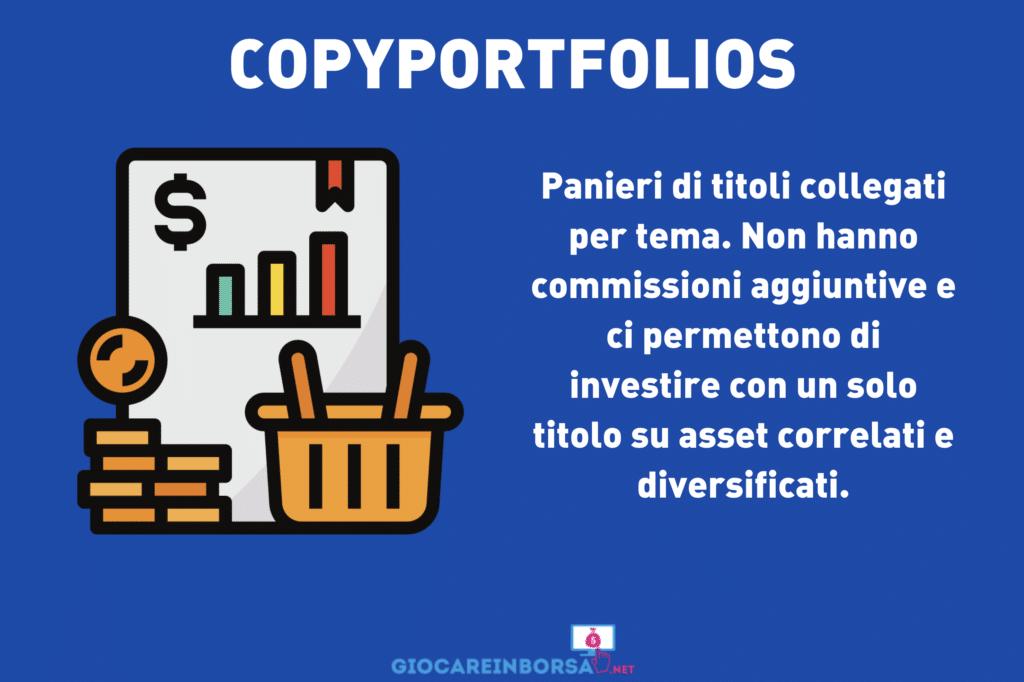 CopyPortfolios eToro - di GiocareInBorsa.net