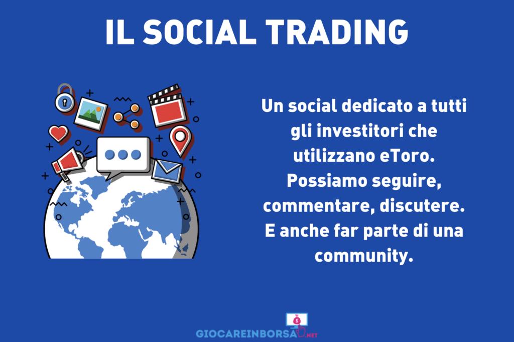 Trading Social su eToro - a cura di GiocareinBorsa.net