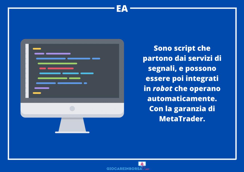 Expert Advisor per i Segnali - di GiocareInBorsa.net