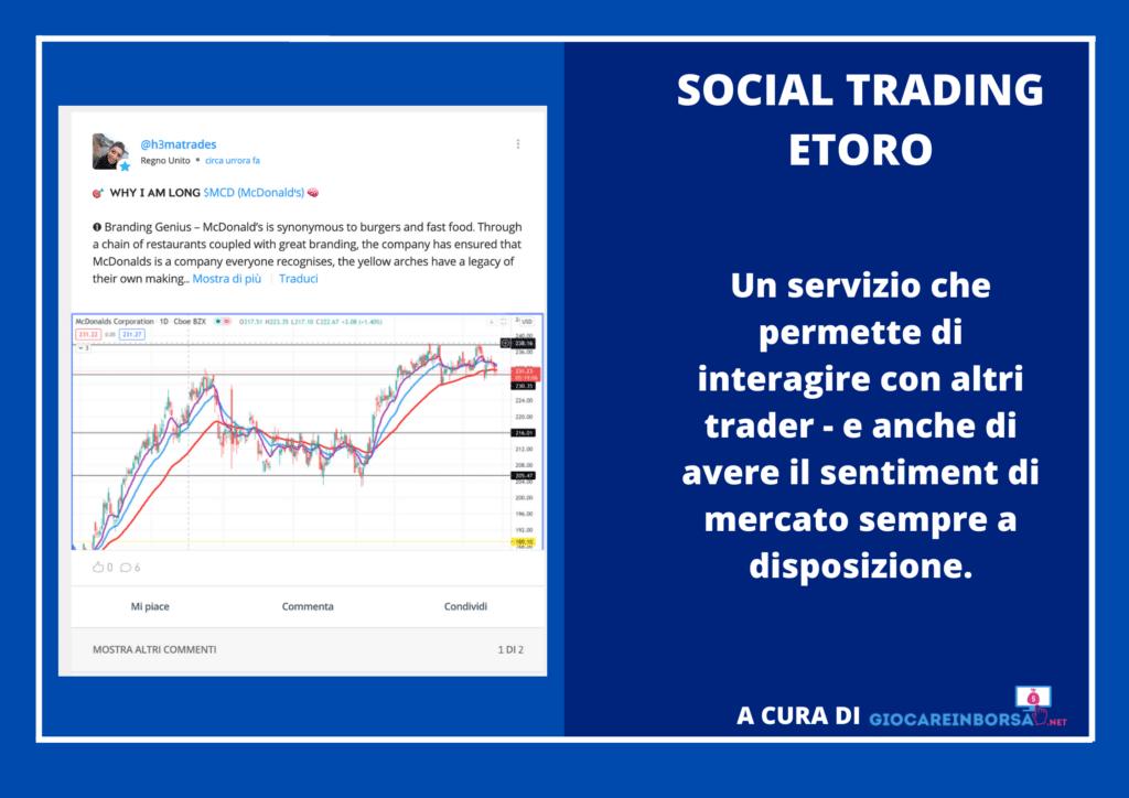 Social Trading di eToro - a cura di GiocareInBorsa.net