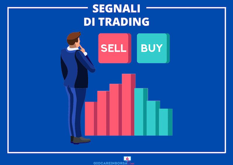 Segnali di trading - la guida completa di GiocareInBorsa.net