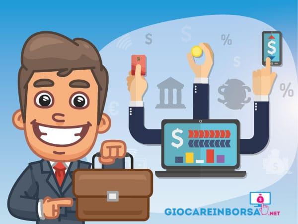 GiocareInBorsa.net - il sito dedicato agli investimenti con guide approfondite e infografiche